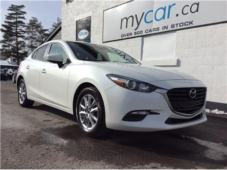 2017 Mazda Mazda3 GS (Stk: 200086) in North Bay - Image 1 of 20