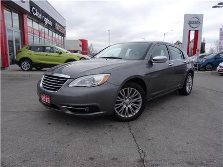 2013 Chrysler 200 Limited (Stk: DN667329) in Bowmanville - Image 2 of 27