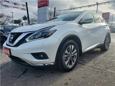 2018 Nissan Murano SL (Stk: CP0249) in Mississauga - Image 1 of 24