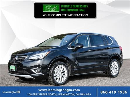 2019 Buick Envision Premium II (Stk: 19-358) in Leamington - Image 1 of 28