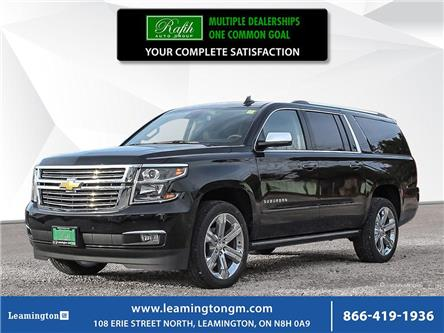 2020 Chevrolet Suburban Premier (Stk: 20-131) in Leamington - Image 1 of 30
