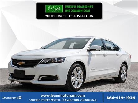 2014 Chevrolet Impala 1LS (Stk: 18-307A) in Leamington - Image 1 of 30