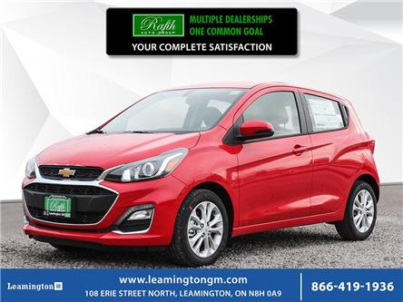2020 Chevrolet Spark 1LT CVT (Stk: 20-170) in Leamington - Image 1 of 30
