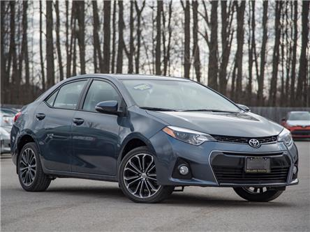 2016 Toyota Corolla S (Stk: P3502) in Welland - Image 1 of 23