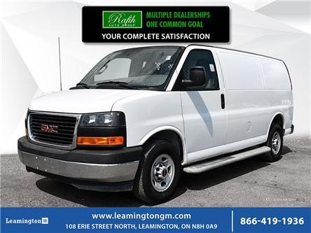 2017 GMC Savana 2500 Work Van (Stk: U4253) in Leamington - Image 1 of 23