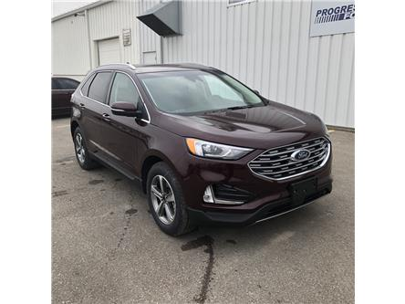2020 Ford Edge SEL (Stk: LBA52613) in Wallaceburg - Image 1 of 14