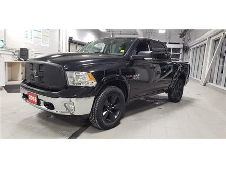 2018 RAM 1500 SLT (Stk: 21321) in Ottawa - Image 1 of 11