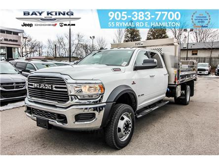 2019 RAM 5500 Chassis Tradesman/SLT/Laramie/Limited (Stk: 197421) in Hamilton - Image 1 of 25