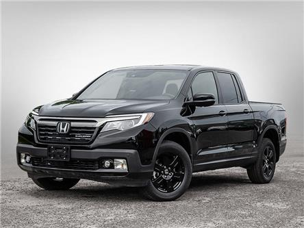 2019 Honda Ridgeline Black Edition (Stk: 9T75) in Hamilton - Image 1 of 22