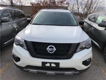 2020 Nissan Pathfinder SL Premium (Stk: Z9015) in Burlington - Image 2 of 5