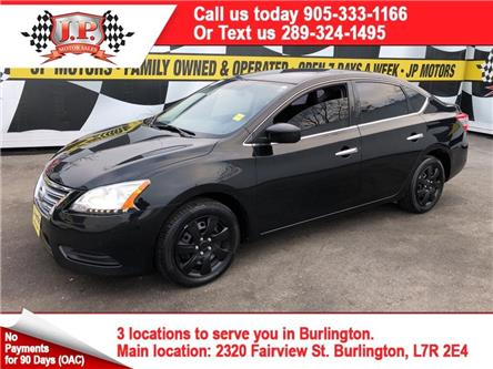 2015 Nissan Sentra S (Stk: 48839) in Burlington - Image 1 of 25