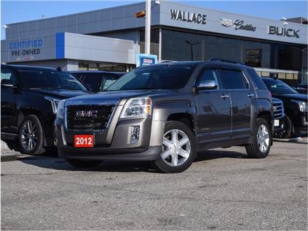 2012 GMC Terrain SLT-1 | LEATHER | SUNROOF | BACK UP CAM | FWD (Stk: 226145A) in Milton - Image 1 of 28