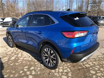 2020 Ford Escape Titanium Hybrid (Stk: ES20187) in Barrie - Image 2 of 19