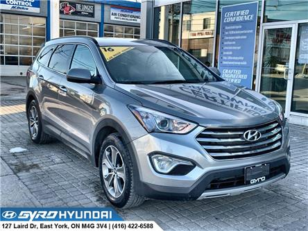 2016 Hyundai Santa Fe XL Base (Stk: H5130A) in Toronto - Image 1 of 28