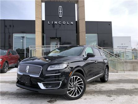 2019 Lincoln Nautilus Reserve (Stk: NT19894) in Barrie - Image 1 of 17