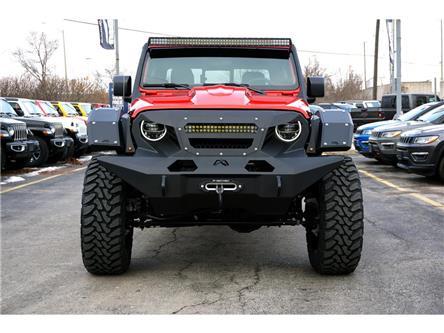 2020 Jeep Gladiator OVERLAND CUSTOM| UNIQUE SPECIAL| ONE-OF-A-KIND! (Stk: NOU-L006) in Burlington - Image 2 of 50