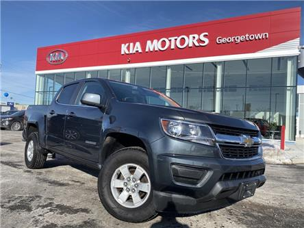 2017 Chevrolet Colorado CREW CAB | 4X4 | BACK UP CAM | V6 | POWER SEAT (Stk: P12968) in Georgetown - Image 2 of 28
