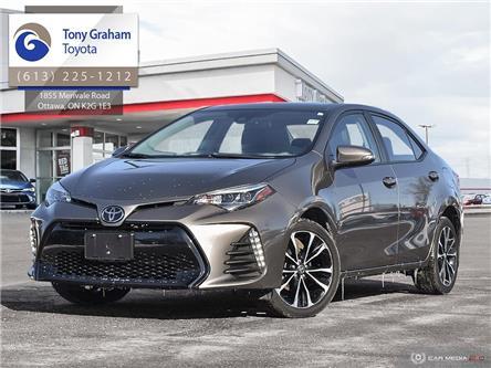 2019 Toyota Corolla SE (Stk: U9231) in Ottawa - Image 1 of 30