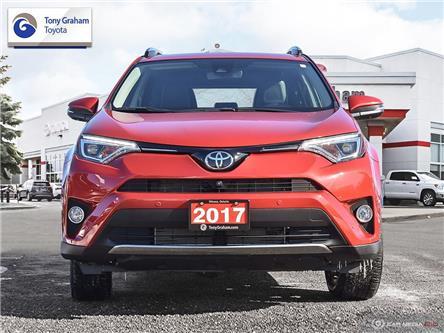 2017 Toyota RAV4 Limited (Stk: E8077) in Ottawa - Image 2 of 30