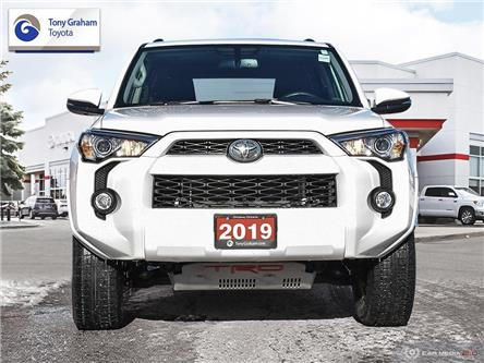 2019 Toyota 4Runner SR5 (Stk: U9225A) in Ottawa - Image 2 of 30