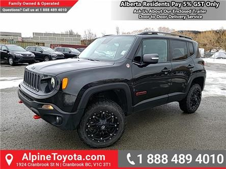 2015 Jeep Renegade Trailhawk (Stk: X049257A) in Cranbrook - Image 1 of 28