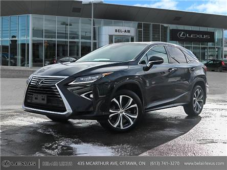 2016 Lexus RX 350 Base (Stk: L0677) in Ottawa - Image 1 of 27