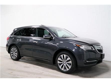 2016 Acura MDX Navigation Package (Stk: A505464) in Vaughan - Image 1 of 30
