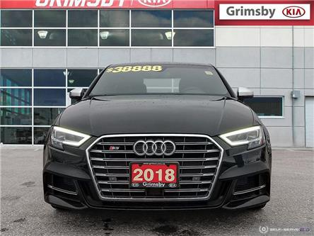 2018 Audi S3 2.0T Technik (Stk: N3839A) in Grimsby - Image 2 of 25