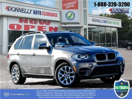 2013 BMW X5 xDrive35i (Stk: PBWDU6342TA) in Ottawa - Image 1 of 28