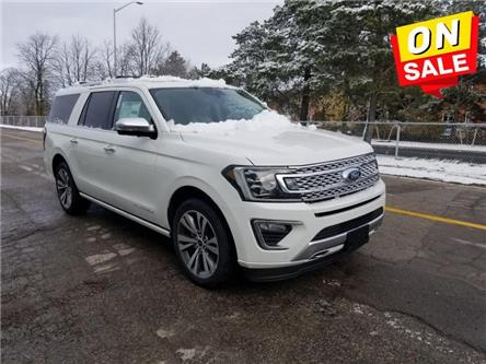 2020 Ford Expedition Max Platinum (Stk: 20EN0263) in Unionville - Image 1 of 14