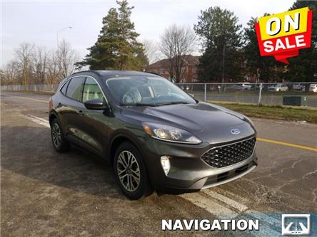 2020 Ford Escape SEL (Stk: 20ES0368) in Unionville - Image 1 of 13
