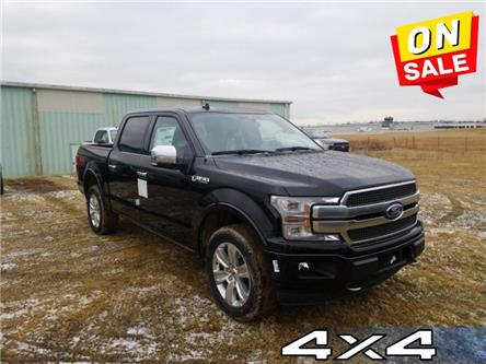 2020 Ford F-150 Platinum (Stk: 20FS0449) in Unionville - Image 1 of 13