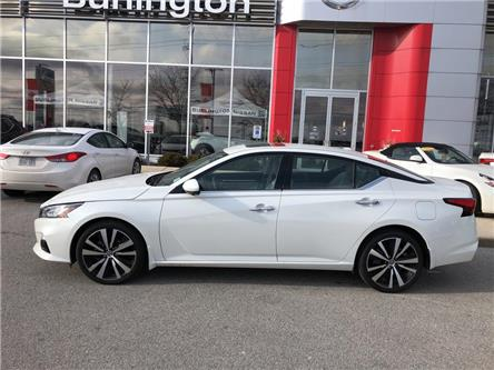 2019 Nissan Altima 2.5 Platinum (Stk: A6911) in Burlington - Image 2 of 17