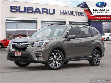 2020 Subaru Forester Limited (Stk: S7912) in Hamilton - Image 1 of 26