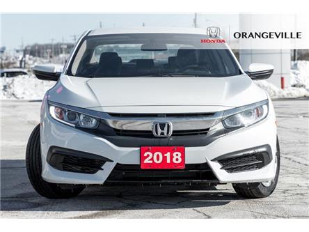2018 Honda Civic LX (Stk: F20085A) in Orangeville - Image 2 of 18