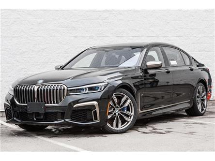 2020 BMW M760 Li xDrive (Stk: N38510) in Markham - Image 1 of 6
