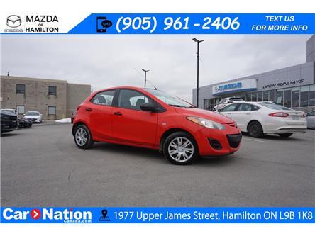 2011 Mazda Mazda2  (Stk: HU1018) in Hamilton - Image 1 of 31