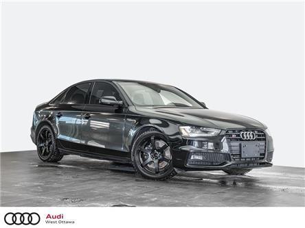 2015 Audi S4 3.0T Technik (Stk: 92715A) in Nepean - Image 1 of 20