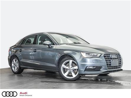 2015 Audi A3 1.8T Komfort (Stk: PM538) in Nepean - Image 1 of 19