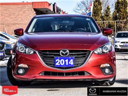 2014 Mazda Mazda3 GS-SKY (Stk: P1941A) in Markham - Image 2 of 28