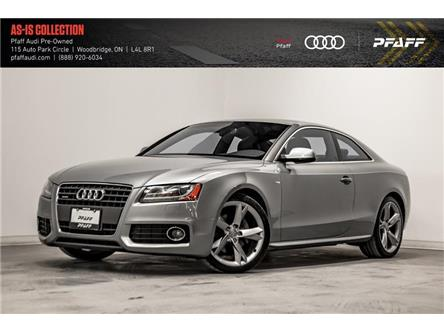 2011 Audi A5 2.0T Premium (Stk: C7361A) in Woodbridge - Image 1 of 22