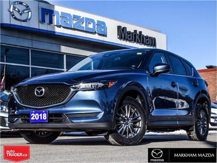 2018 Mazda CX-5 GX (Stk: N200058A) in Markham - Image 1 of 23