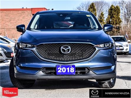2018 Mazda CX-5 GX (Stk: N200058A) in Markham - Image 2 of 23