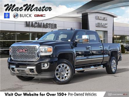 2019 GMC Sierra 2500HD Denali (Stk: 20282A) in Orangeville - Image 1 of 30