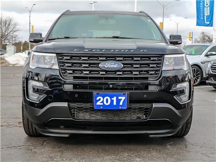 2017 Ford Explorer Sport (Stk: 17-81127-L) in Burlington - Image 2 of 28