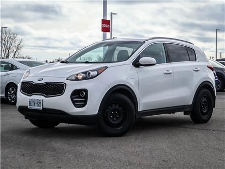 2017 Kia Sportage  (Stk: 310122) in Burlington - Image 1 of 28
