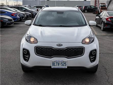 2017 Kia Sportage  (Stk: 310122) in Burlington - Image 2 of 28