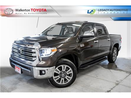 2018 Toyota Tundra Platinum 5.7L V8 (Stk: 20180A) in Walkerton - Image 1 of 16