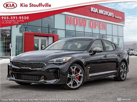2019 Kia Stinger GT Limited (Stk: 19061) in Stouffville - Image 1 of 23