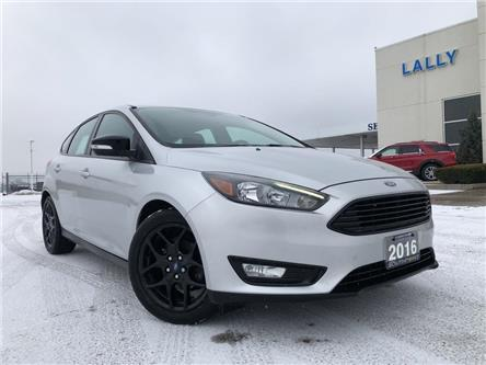 2016 Ford Focus SE (Stk: S6270A) in Leamington - Image 1 of 22